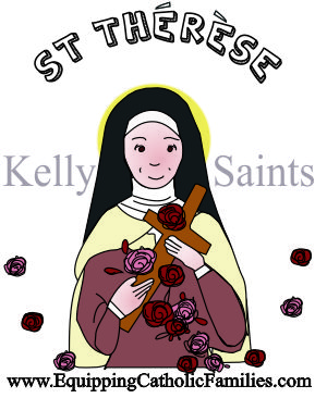 Feast Day Fun Saint Thérèse
