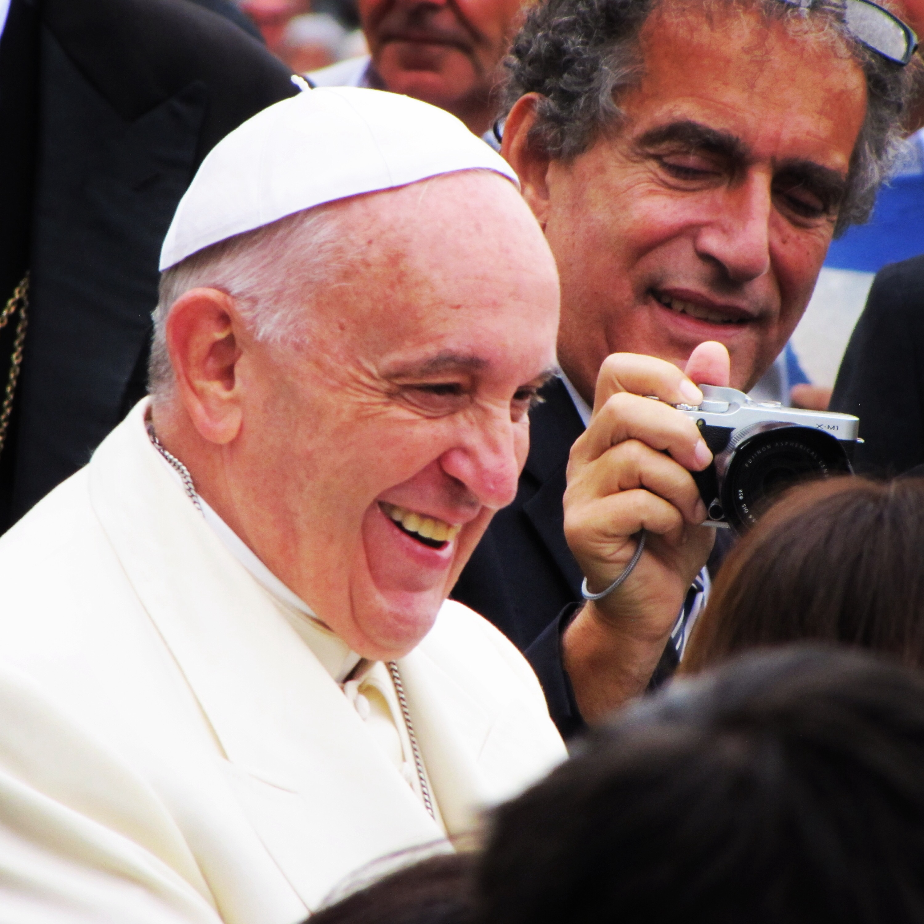 Rome Day Three: Pope Francis
