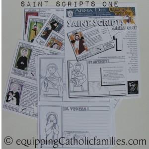 Saint Script ONE pic