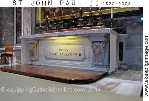 St John Paul II