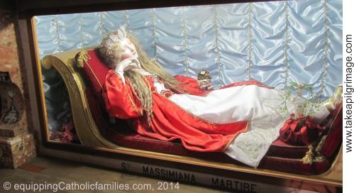 St Massimiana