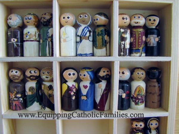 Stacking Saints