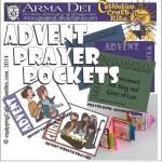 Advent Prayer Pockets: NEW Cathletics Craft Kit!