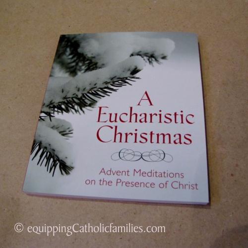 Advent Books: A Eucharistic Christmas