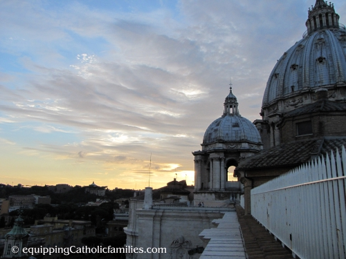 Gallery: Prep, Pilgrimage, Reflection and Pope posts!