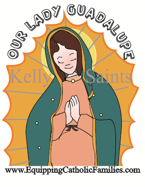 Our Lady Guadalupe 2