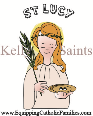 Feast Day Fun: St Lucy