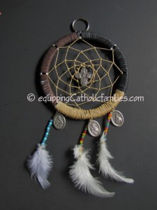 Catholic Dreamcatcher 2