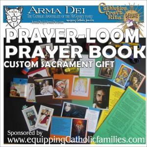 Prayer-Loom Prayer Book