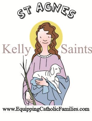 Feast Day Fun: St Agnes