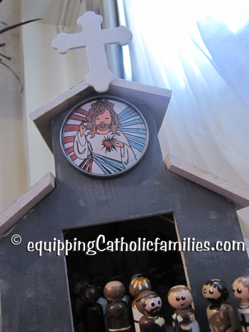 into Divine Mercy Cathedral
