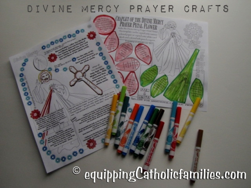 2 ways to pray Divine Mercy