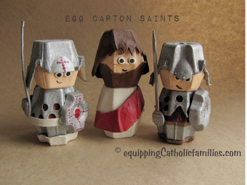 Egg Carton Saints Passion Play