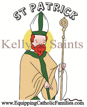 Feast Day Fun: St. Patrick