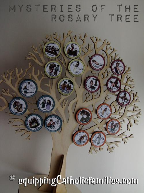 mysteries tree