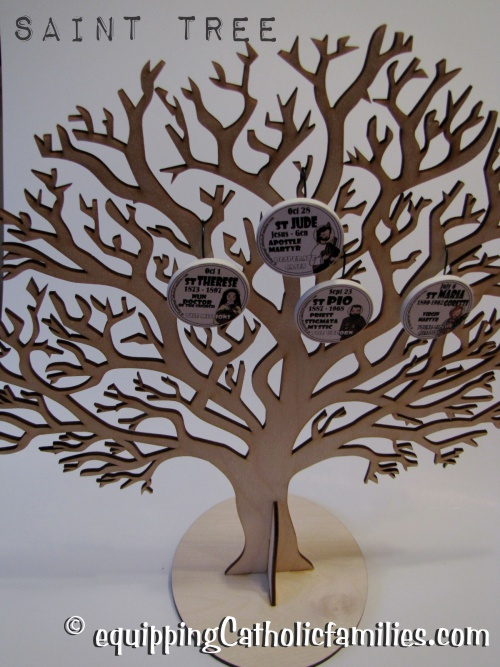 saint tree