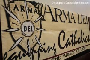 Arma Dei banner