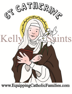 Feast Day Fun: St Catherine of Siena