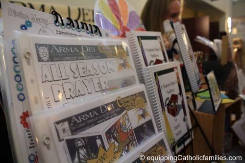 craft kits and books