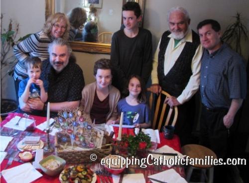 Seder Supper 2015