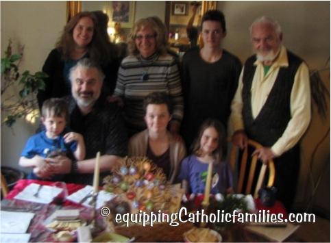 fuzzy family pic