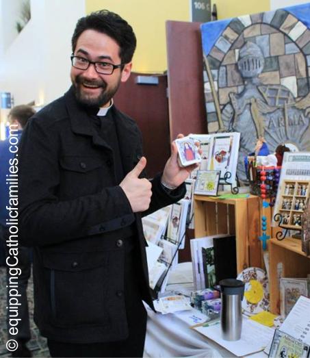 happy priest customer