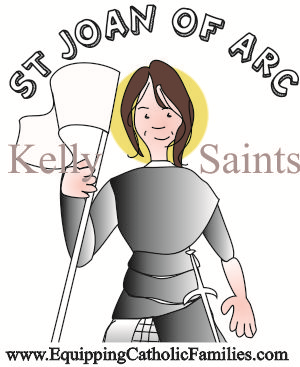 Feast Day Fun: St Joan of Arc