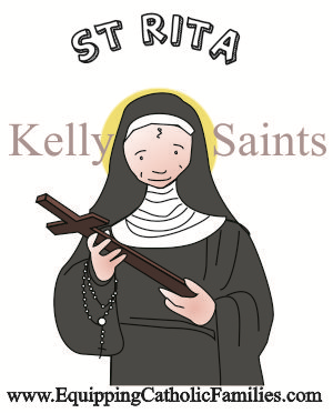 Feast Day Fun: St Rita