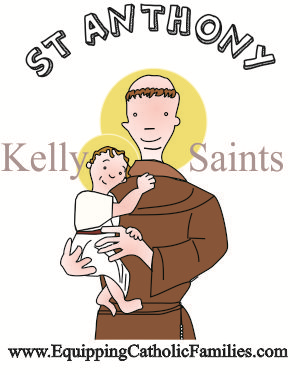 Feast Day Fun: St Anthony