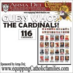 Guess Who Cardinals