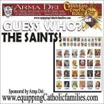 Guess Who Saints