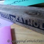 Cool 2B Catholic Stamping