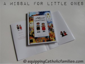 Missal cover