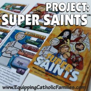 Project Super Saints button