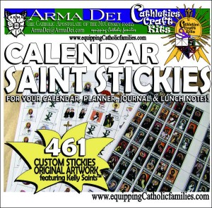 Saint Stickies cover 2
