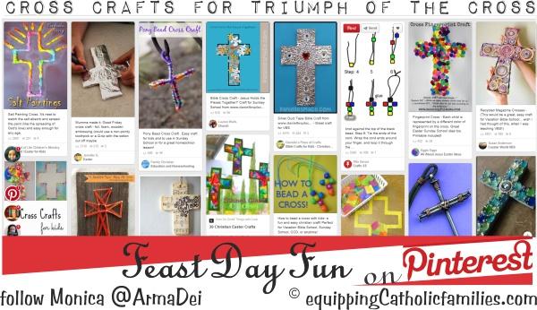 Feast Day Fun: Triumph of the Cross