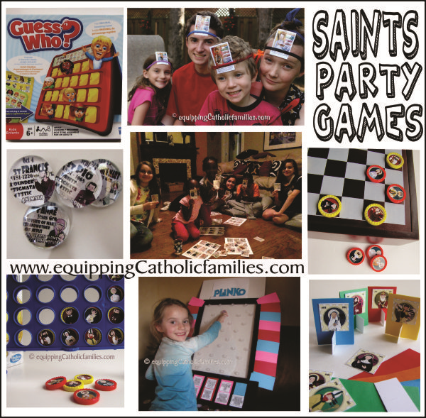 All Saints Games