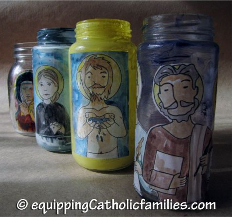 All Saints Votives