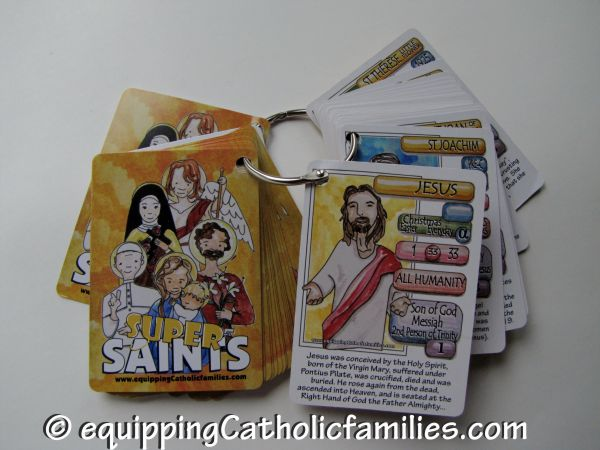 Bring a Ring of Saints