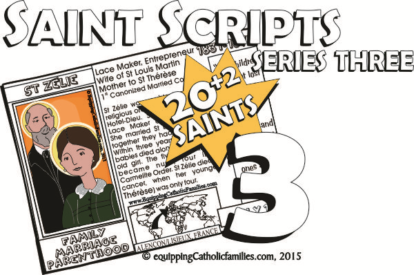 Saint Scripts THREE promo