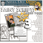 Saints Scripts THREE