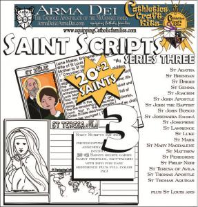 Saints Scripts THREE b