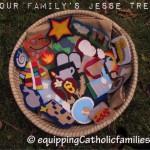 A Jumpstart on the Jesse Tree!