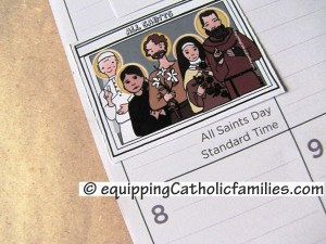 Saint Stickies 9