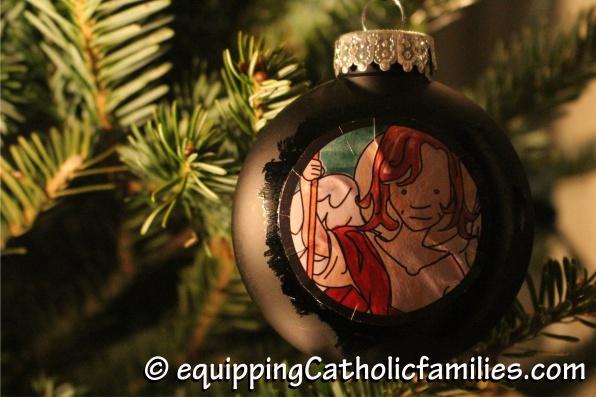 Archangel Ornament