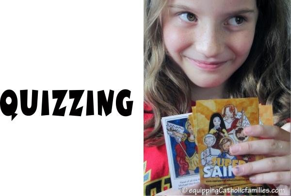 Quizzing Super Saints 2