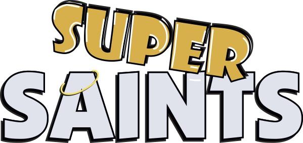 Super Saints logo