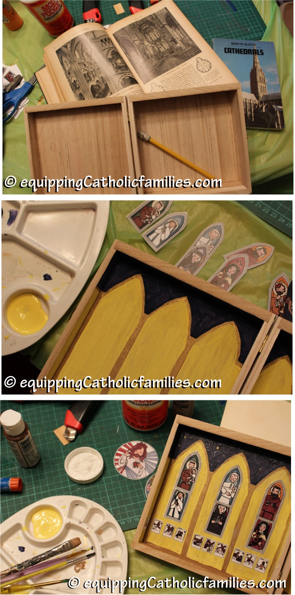 crafting the church in a box