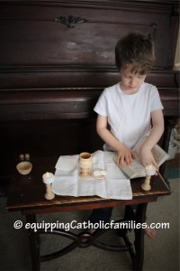 how to make a chasuble