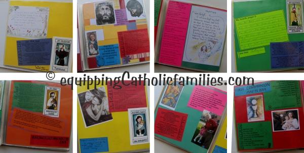 Bridget-Communion-book